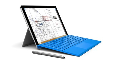 PlanGrid, the most popular mobile construction app, for Windows on Microsoft Surface 4