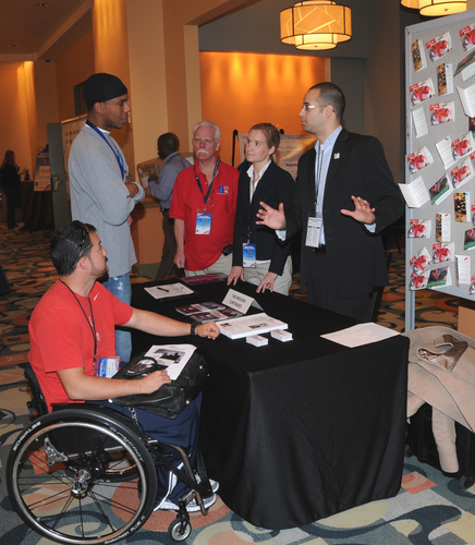 Severely Wounded Warriors Challenged to Continue Their Service to Nation