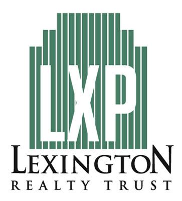 Lexington Realty Trust logo. (PRNewsFoto/Lexington Realty Trust)