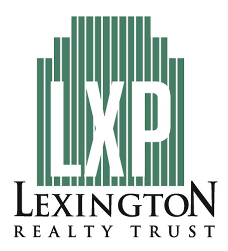 Lexington Realty Trust Announces Quarterly Dividend of $0.115 Per Common Share