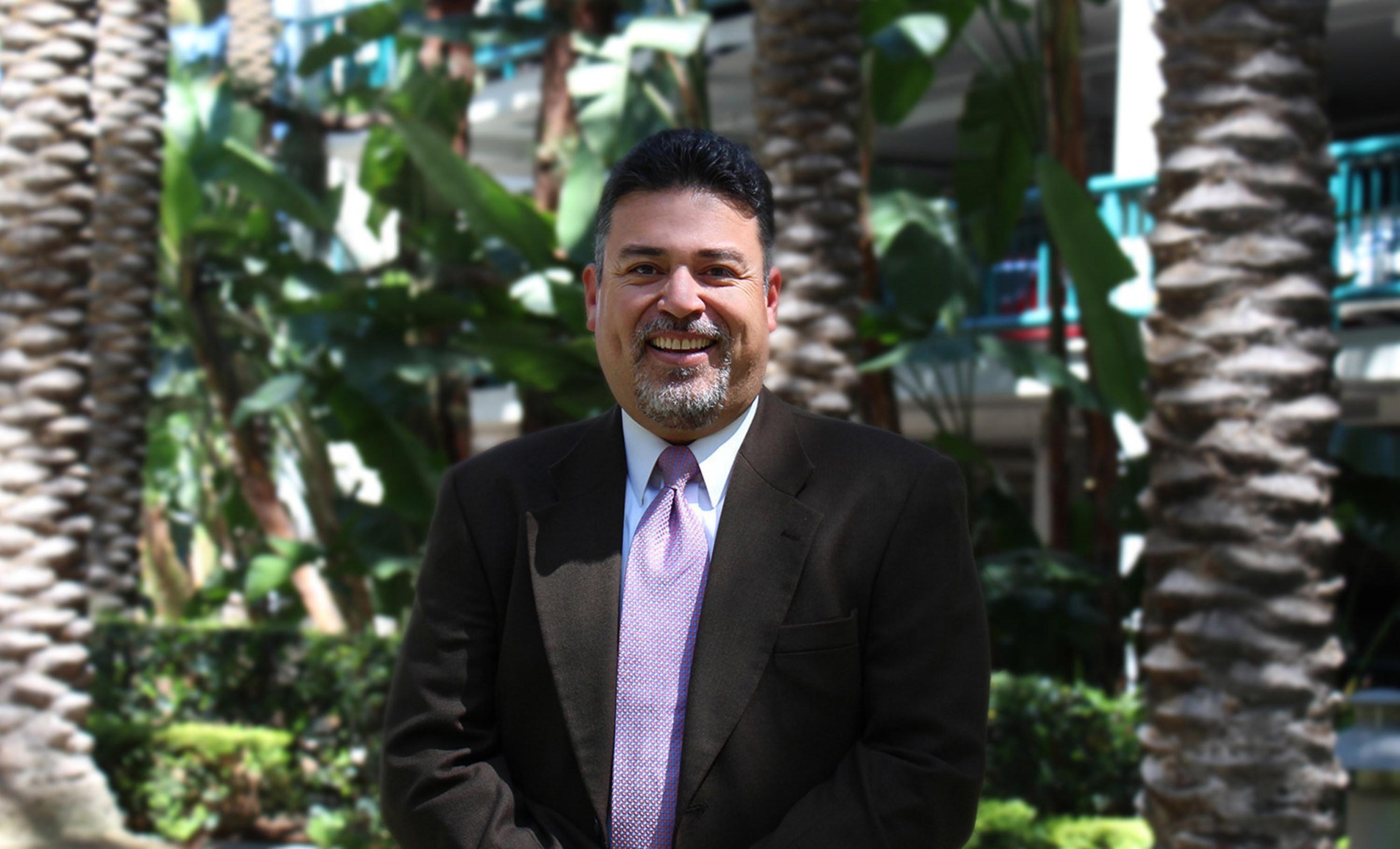 Paul Romero, convention sales director, mid-Atlantic region