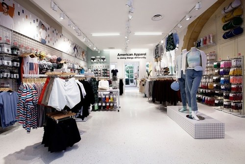 American Apparel, the vertically integrated clothing manufacturer based in downtown Los Angeles, has announced ...