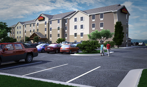 Value Place plans to build 10 new extended stay hotels in Atlanta in the next two years. This is one of the ...