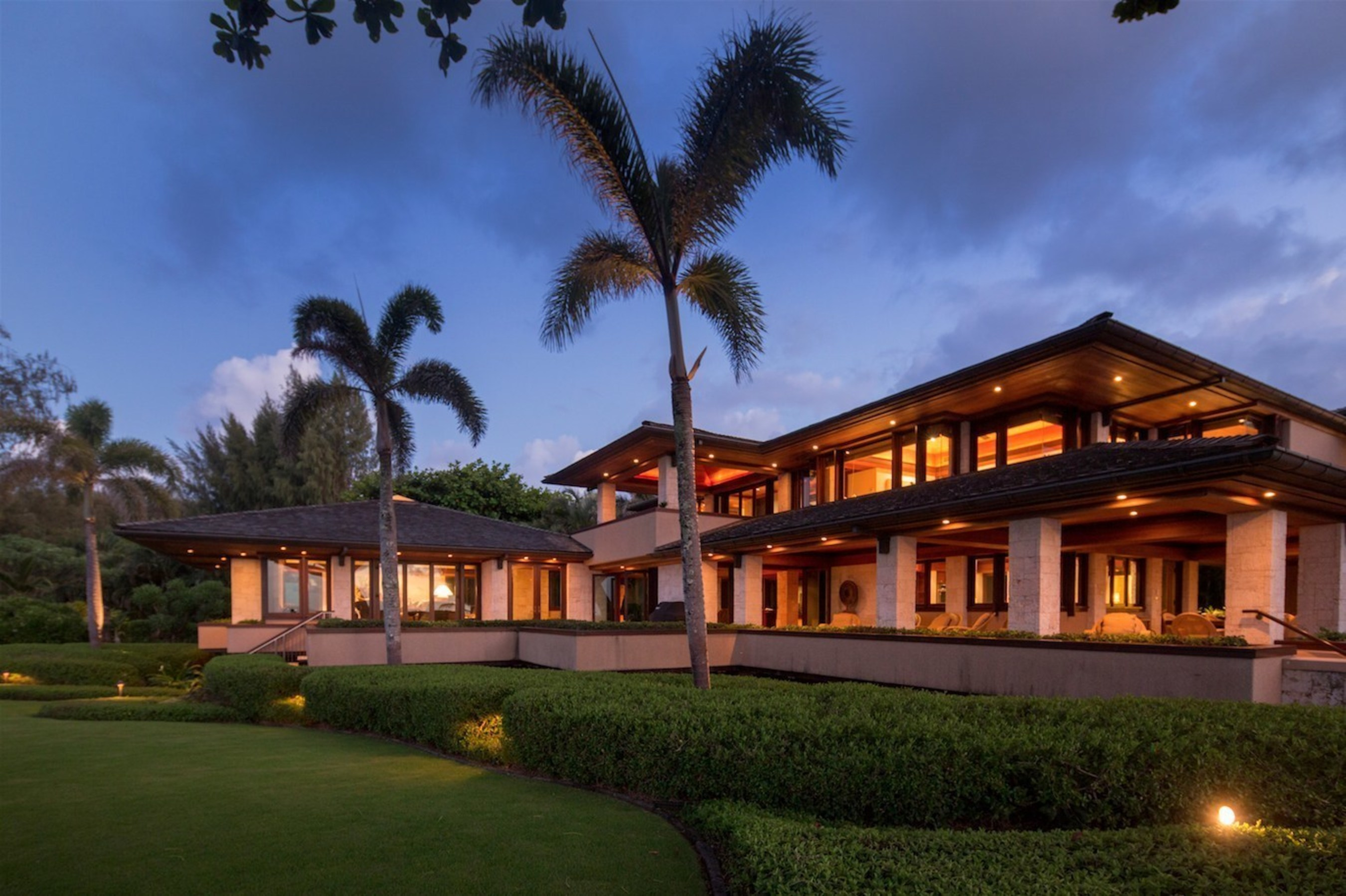 One Of Hawaii's Finest Homes, Located On The Famed North Shore Of Kauai, To Sell At Auction Through Concierge Auctions