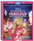 Sharpay's Fabulous Adventure Available on Blu-ray Combo Pack and DVD April 19th!.  (PRNewsFoto/Walt Disney Studios Home Entertainment)