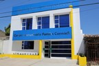 Children International's newest community center in Colombia was inaugurated on June 23, 2016, thanks to funding from the Cormack family. (C)2016 Children International