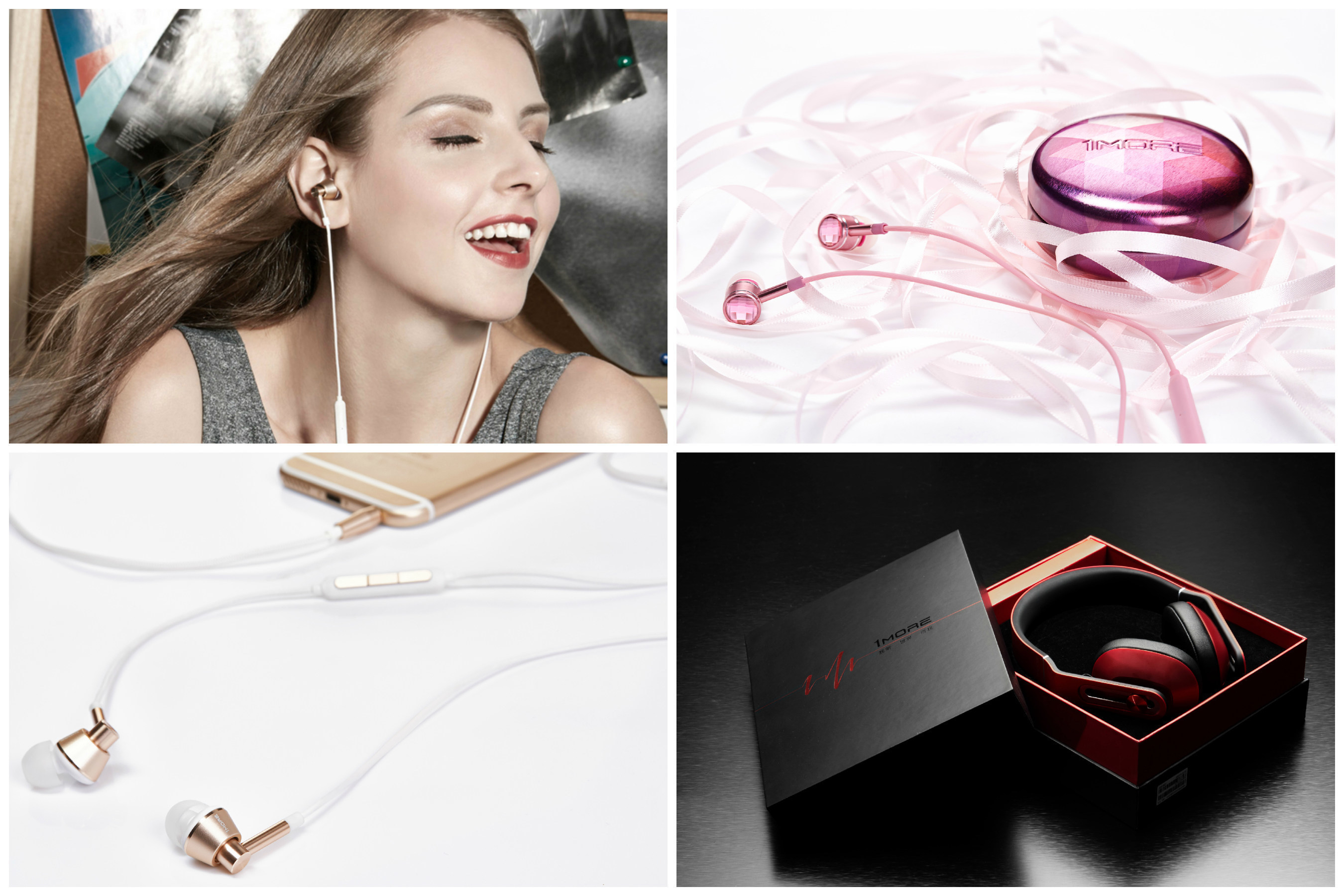 1MORE USA Officially Begins Sales Of Headphones And In-Ear Monitors In North America
