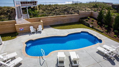 Many Oceanfront Rentals in MEGA Sale. (PRNewsFoto/Southern Shores Realty)