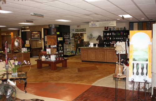 Color Wheel Paint Partners With Decorative Designs Of Ocala