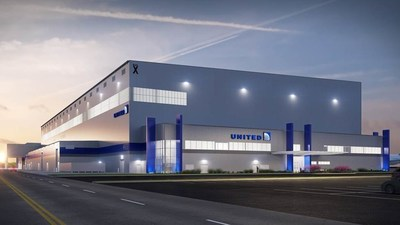 United Airlines Breaks Ground on New Technical Operations Center at Houston's Bush Intercontinental Airport