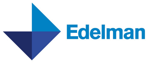 Edelman Public Relations.  (PRNewsFoto/Edelman Public Relations)