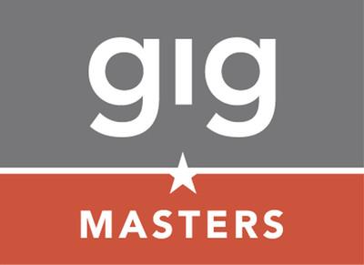 GigMasters.com logo. (PRNewsFoto/GigMasters.com)