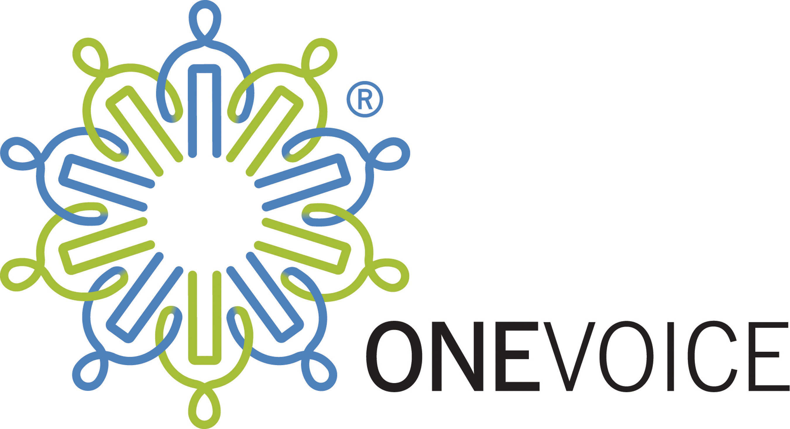 The OneVoice Movement Logo