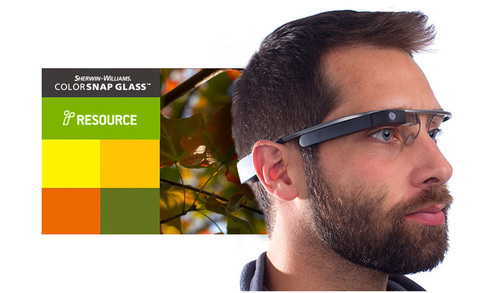 Resource Launches Google Glass Application For A Major Consumer Brand