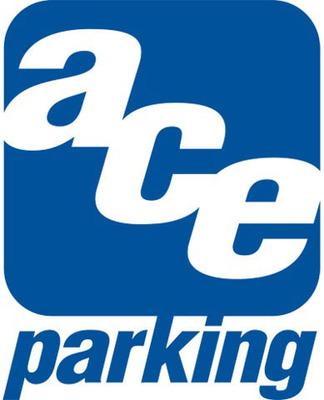"Ace Parking's Keith Jones and Scott Jones discuss ""Green Initiatives"". (PRNewsFoto/Ace Parking) (PRNewsFoto/ACE PARKING)"