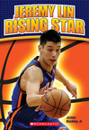 "Scholastic, the global children's publishing, education and media company, will publish ""Jeremy Lin: Rising Star,"" a biography on basketball sensation Jeremy Lin, the first one geared to kids ages 8 and up. The book will be released simultaneously on April 1, 2012, in both e-book and paperback editions.  (PRNewsFoto/Scholastic Corporation)"