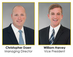 Walker & Dunlop welcomes Christopher Doerr and William Harvey to its investment sales group