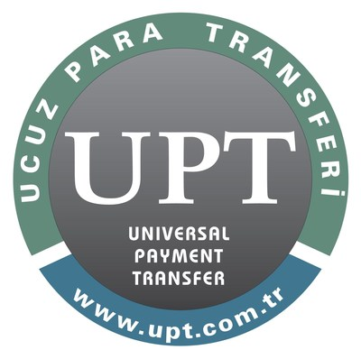 """UPT is an affiliate of Aktif Bank, the largest investment bank of Turkey. The money transfer service through UPT is available at more than 400.000 locations in 222 countries. This makes UPT the most widespread transfer system of Turkey both in domestic and abroad. Today, millions of people prefer UPT for their money transfers. UPT received first place award in the """"Most Effective Infrastructure"""" category in the """"Financial World Innovation 2012 Awards"""", and also first place award in """"Payment System of the Year"""" in the Payment Systems Magazine (PSM) 2011 Awards' (PRNewsFoto/UPT - UPT Odeme Hizmetleri A.S) (PRNewsFoto/UPT - UPT Odeme Hizmetleri A.S)"""