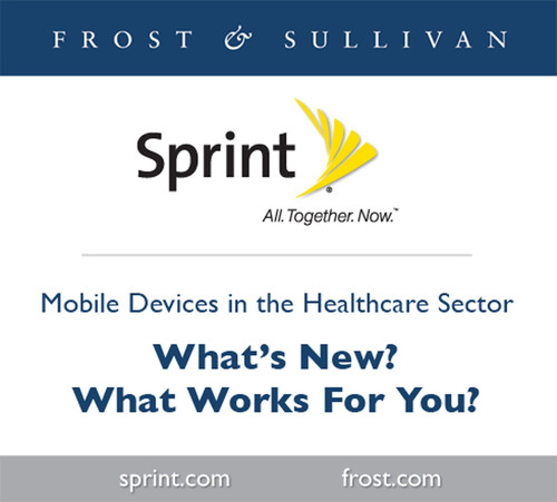 Frost & Sullivan: Driving Wireless Device Adoption in the U.S. Healthcare Sector