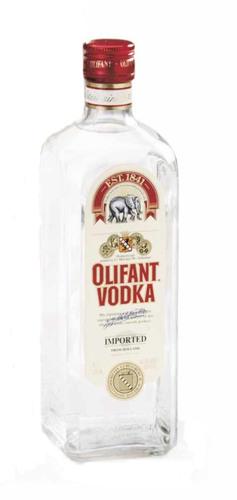 Drinks Americas' Olifant Vodka Sponsorship Announcement