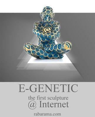 Vecchiato Art Galleries Mempersembahkan E-GENETIC, Arca oleh Artis Antarabangsa Terkemuka Rabarama