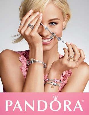 PANDORA Jewelry Introduces Valentine's Day 2016 Collection
