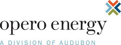 Opero Energy Logo.  (PRNewsFoto/Audubon)