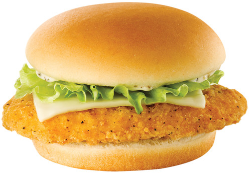Add Change To Back-to-School Routines with Wendy's® Monterey Ranch Crispy Chicken Sandwich