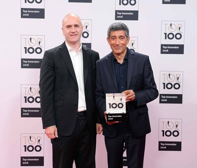 GEZE Awarded Top Innovator for the 7th Time
