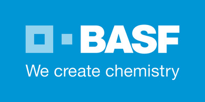 BASF Corporation Logo.  (PRNewsFoto/BASF Corporation)