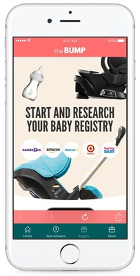 The Bump App offers on-the-go parents and parents-to-be mobile solutions, personalized content and features.