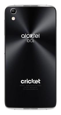 Alcatel IDOL 4 Back