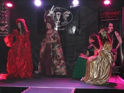 Endless Night's Vampire Theatre (PRNewsFoto/Father Sebastiaan)