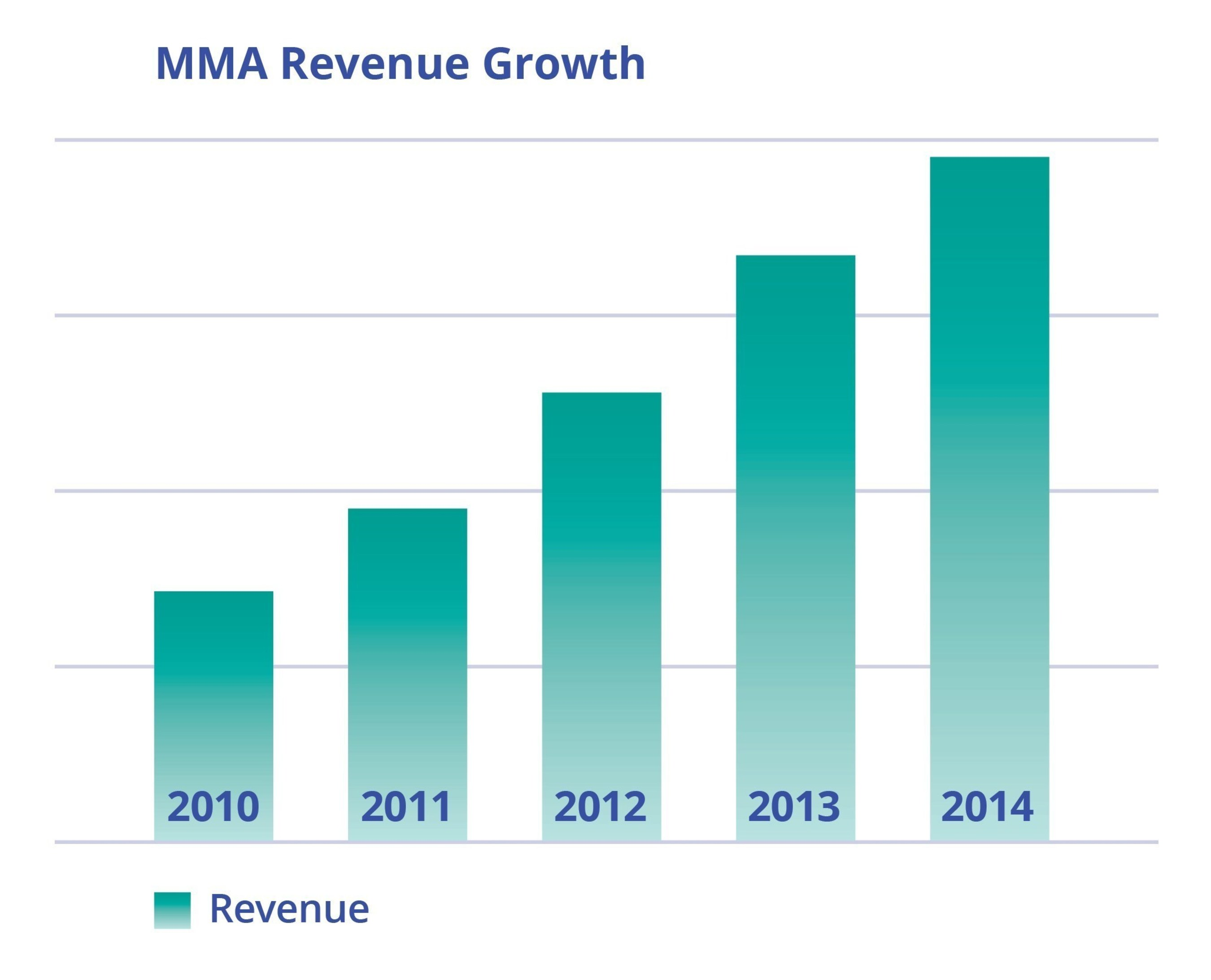 Marketing Management Analytics - Revenue Growth
