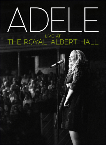 Adele 'Live At The Royal Albert Hall' DVD and CD Available November 29