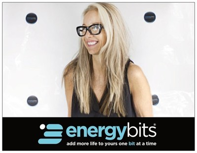 Catharine Arnston, Founder and CEO of ENERGYbits