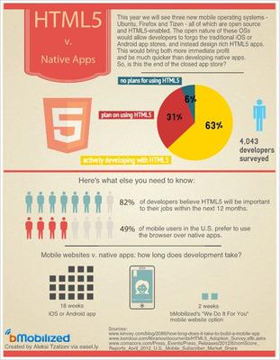 bMobilized Infographic.  (PRNewsFoto/bMobilized)