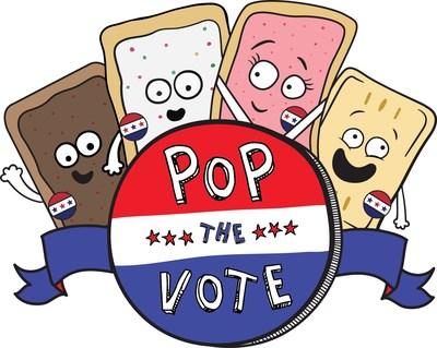 Pop-Tarts Pop the Vote