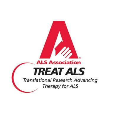 ALS Association Logo.  (PRNewsFoto/Muscular Dystrophy Association)