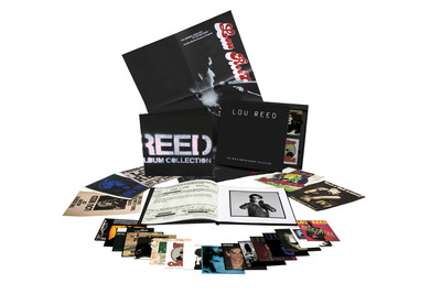 Lou Reed Box - Product Shot