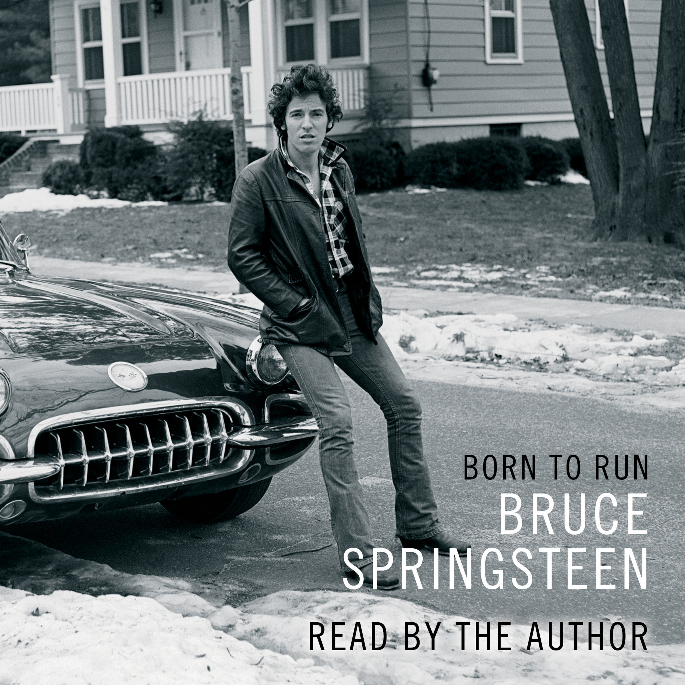 Bruce Springsteen narrates the audiobook edition of his memoir BORN TO RUN, available December 6th!