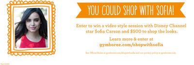 Win a Style Session with actress and singer Sofia Carson