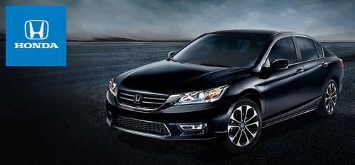 Be one of the first to own a new 2014 Honda Accord.  (PRNewsFoto/Matt Castrucci Honda)