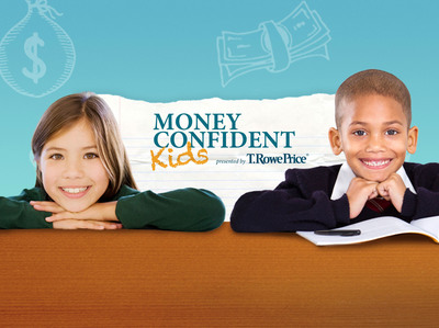 Talk to your kids weekly about money matters: visit MoneyConfidentKids.com