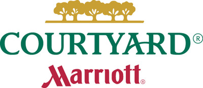 Courtyard by Marriott logo.  (PRNewsFoto/Marriott International, Inc.)