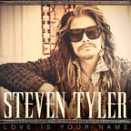 "Cover Art for Steven Tyler's first Country single ""Love Is Your Name"" 