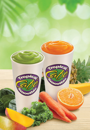 Veggies Taste Better Sipped Than Dipped