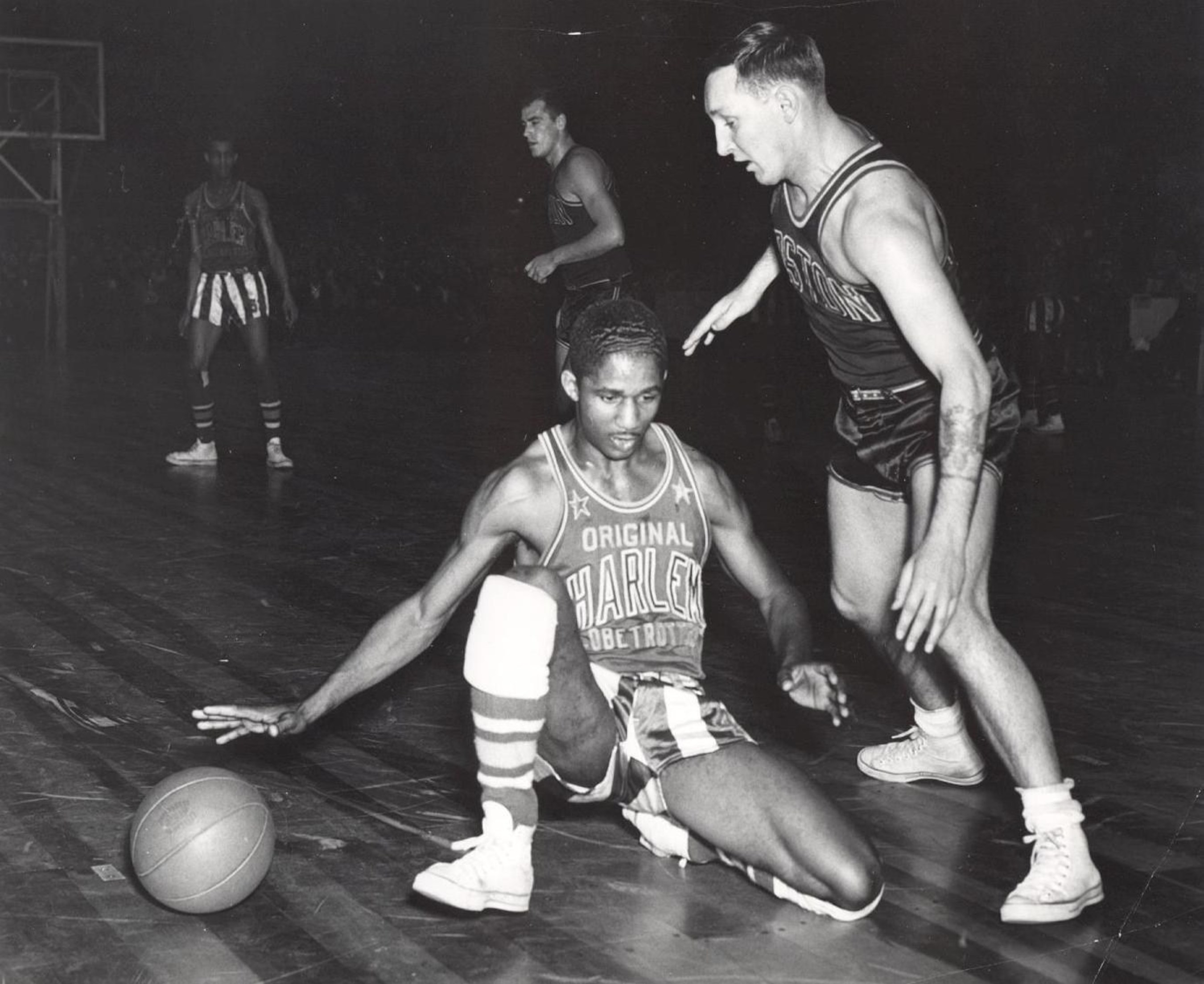 Harlem Globetrotters Legend - And Hall Of Famer - Marques Haynes Passes Away At 89