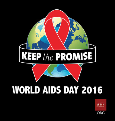 """LifeStyles(R) Condoms Partners with the AIDS Healthcare Foundation for World AIDS Day """"Keep the Promise"""" Campaign"""