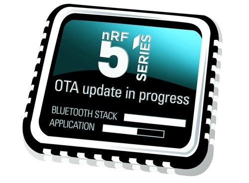 Nordic Semiconductor's Bluetooth low energy protocol stack for nRF51 Series including over-the-air firmware ...